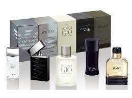 Armani Miniature 5pc Set Men