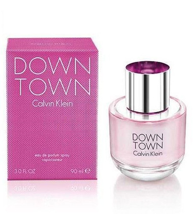 Downtown By Calvin Klein For Women Eau De Parfum Spray 1.7oz