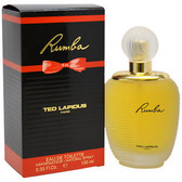 Rumba by Ted Lapidus 3.4oz 3pc Set Women