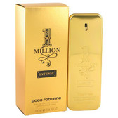 1 Million Intense by Paco Rabanne 3.4oz EDT Men