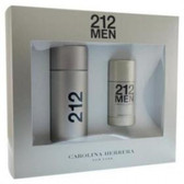 212 Carolina Herrera 2pc Gift Set Men