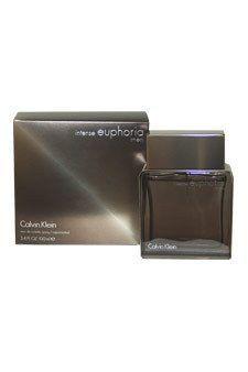 Intense Euphoria by Calvin Klein 3.4oz Eau De Toilette Spray Men