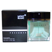 Mont Blanc Presence 1.7oz Eau De Toilette Spray Men