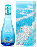 Cool Water Coral Reef by Davidoff Eau De Toilette Spray For Women 3.4oz