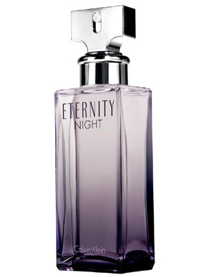 Eternity Night by Calvin Klein Eau De Parfum Spray For Women 3.4oz