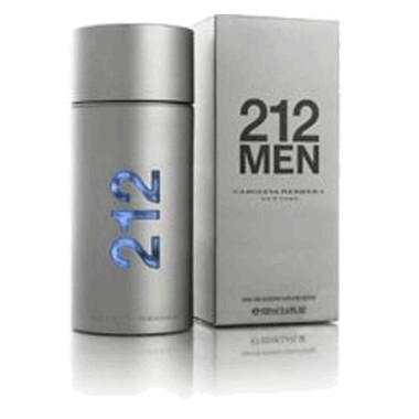 212 by Carolina Herrera 3.4oz Eau De Toilette Spray Men