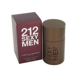 212 Sexy by Carolina 3.4oz Eau De Toilette Spray Men
