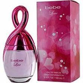 Bebe Love By Bebe Eau De Parfum Spray For Women 3.4oz