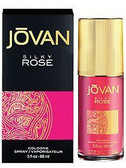 Jovan Silky Rose by Coty 3.0oz Eau de Cologne Spray Women