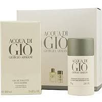 Acqua Di Gio by Giorgio Armani 2pc Gift Set Men