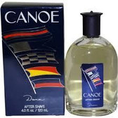 Canoe by Dana Eau De Toilette Splash Cologne 8.0oz For Men