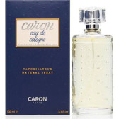 Caron Eau De Cologne by Caron for Men 3.3oz