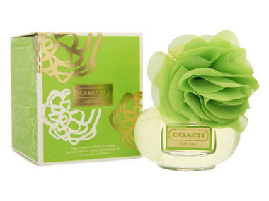 Coach poppy citrine blossom eau de parfum spray for women 34oz mightylinksfo