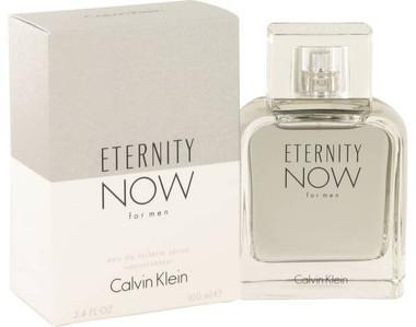 Eternity Now For Men By Calvin Klein Eau De Toilette Spray 3.4oz