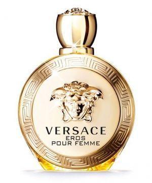 Versace Eros Pour Femme Eau De Parfum Spray For Women 1.7oz
