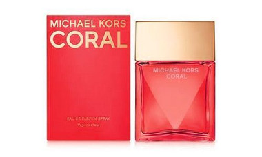 Michael Kors Coral Eau De Parfum Spray For Women 3.4oz
