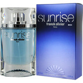 Sunrise Men by Franck Olivier For Men Eau De Toilette Spray 2.5oz