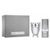Invictus by Paco Rabanne 2pc Cologne Gift Set Men With Deodorant Spray