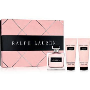 Midnight Romance By Ralph Lauren 3pc Perfume Set Women