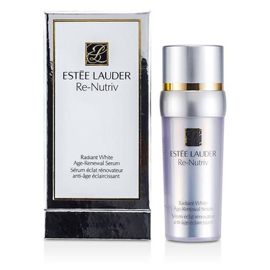 Estee Lauder Re-Nutriv Radiant White Age-Renewal Serum 1oz