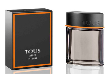 Tous Man Intense By Tous  Eau De Toilette Spray 3.4oz