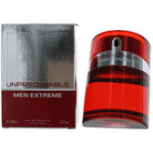 Unpredictable Men Extreme by Glenn Perri Eau De Toilette Spray 3.3oz Men