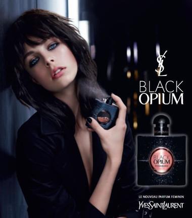 Black Opium By Yves Saint Laurent Eau De Toilette Spray Women 3.0oz