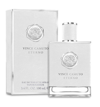 Vince Camuto Eterno Eau De Toilette Spray 3.4oz Men