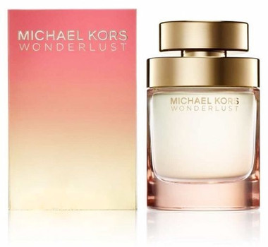 Wonderlust Michael Kors Eau De Parfum Spray For Women 3.4oz