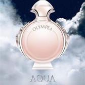 Olympea Aqua By Paco Rabbane Eau De Toilette Spray For Women 2.7oz