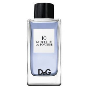 10 La Roue De La Fortune by D&G 3.3oz Dolce and Gabbana EDT Unisex