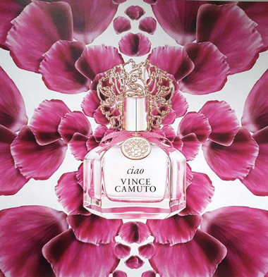 Ciao By Vince Camuto Eau De Parfum Spray For Women 3.4oz