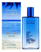 Cool Water Exotic Summer by Davidoff 4.2oz For Men