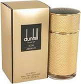 Dunhill Icon Absolute 3.4oz Eau De Parfum Spray Men