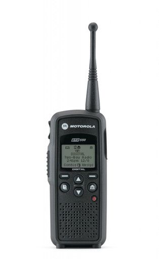 Motorola DTR550 Digital Two-Way Radio