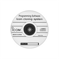 Icom CSF3001 Programming Software F3001 F4001