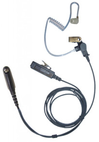 2-Wire Surveillance Kit Earpiece [Motorola HT750 HT1250 HT1550 PR860 MTX8250]