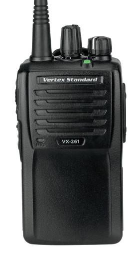 Vertex VX261 Radio 16 Channels VHF [VX261-D0UN]