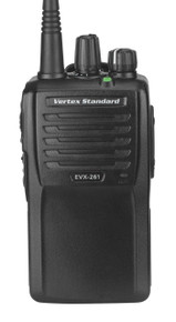 Vertex EVX261 Digital / Analog UHF Radio [EVX-261-G7-5 / EVX261-G7UN]