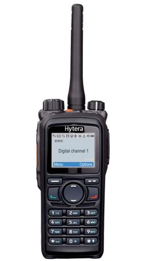 Hytera PD782 DMR Portable UHF 4-Watt Radio