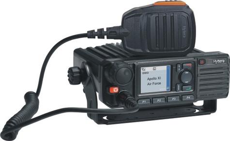 Hytera MD782 DMR Mobile UHF 45-Watt Radio
