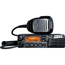 HYT TM-610 Analog Mobile UHF 25-Watt Radio