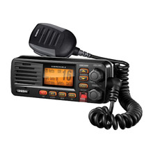 UM380BK 25 Watt Fixed Mount Marine Radio with DSC