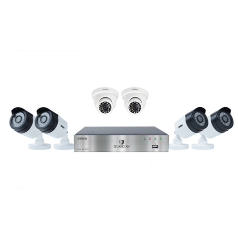 Guardian G7842D2 Wired Video Surveillance System