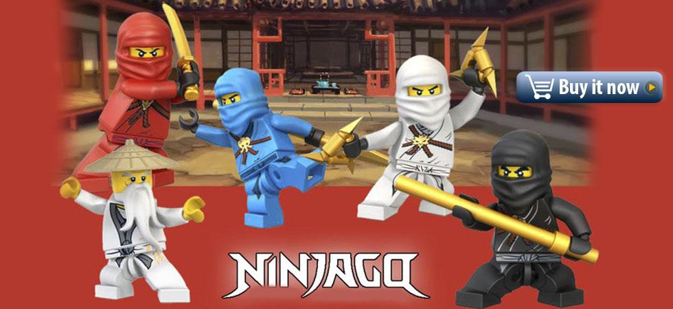 Ninjago pinata