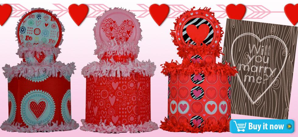 Valentine Pinata