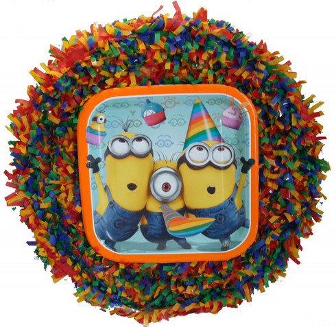 Despicable Me Minion pinata