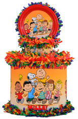Charlie Brown Pinata