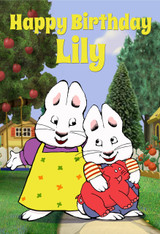 Max and Ruby Poster