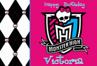 Monster High Poster